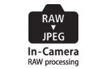 In-Camera RAW Processing